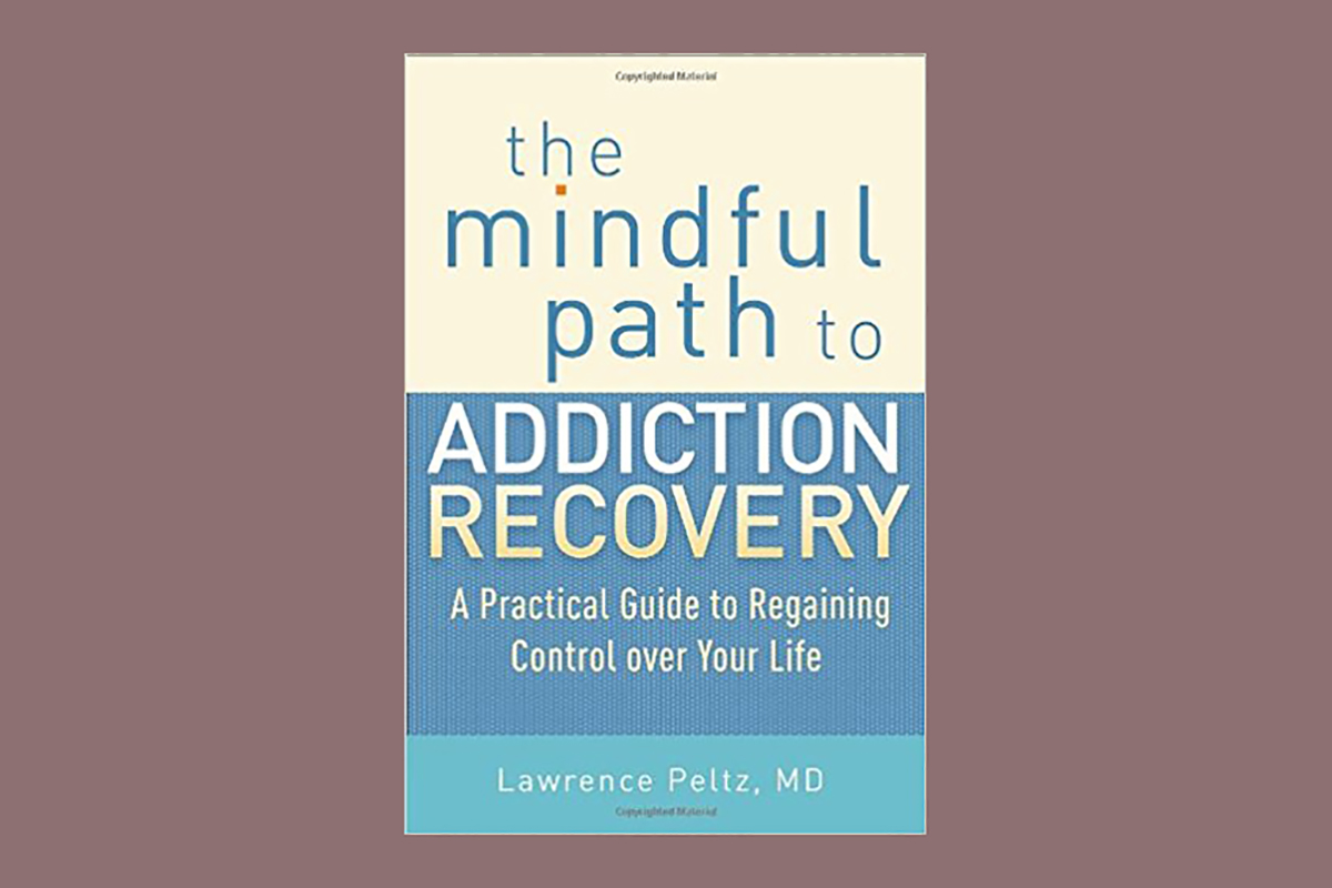 The mindful path to addiction recovery book cover