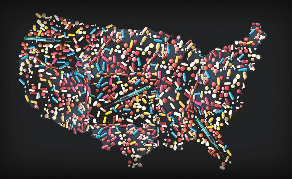 US Opioid Epidemic: Killing More Americans Than Vietnam