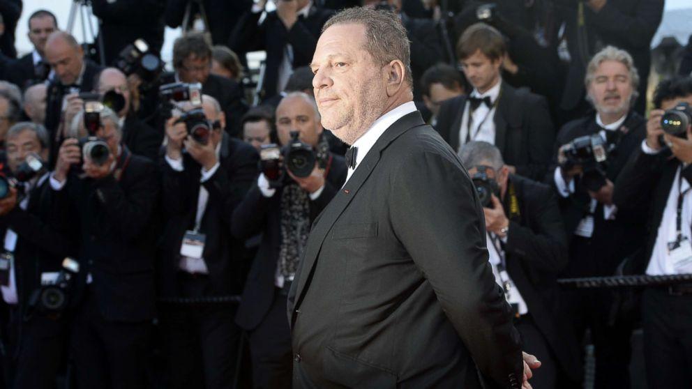 Harvey Weinstein sex addiction scandal
