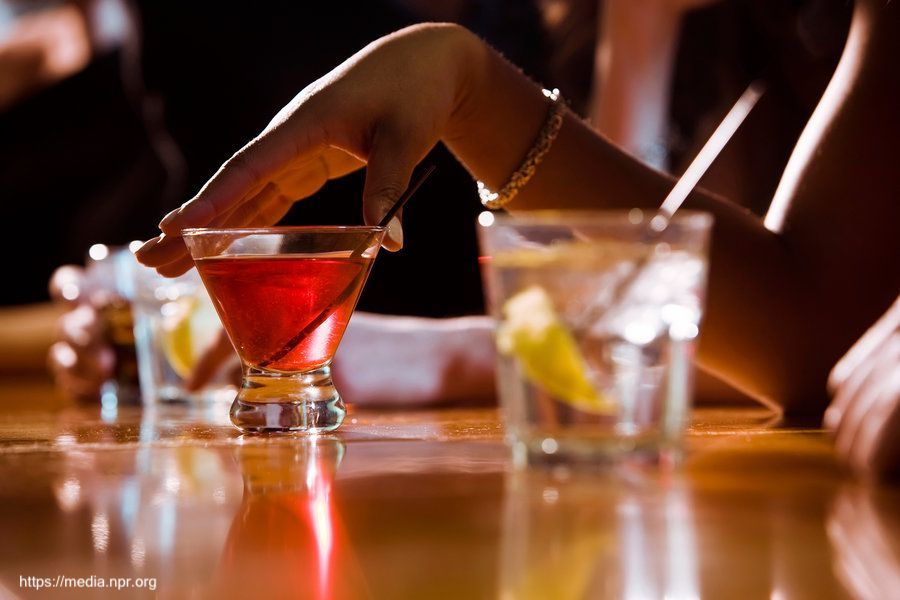 secrecy and drinking alone is one characteristics of addiction