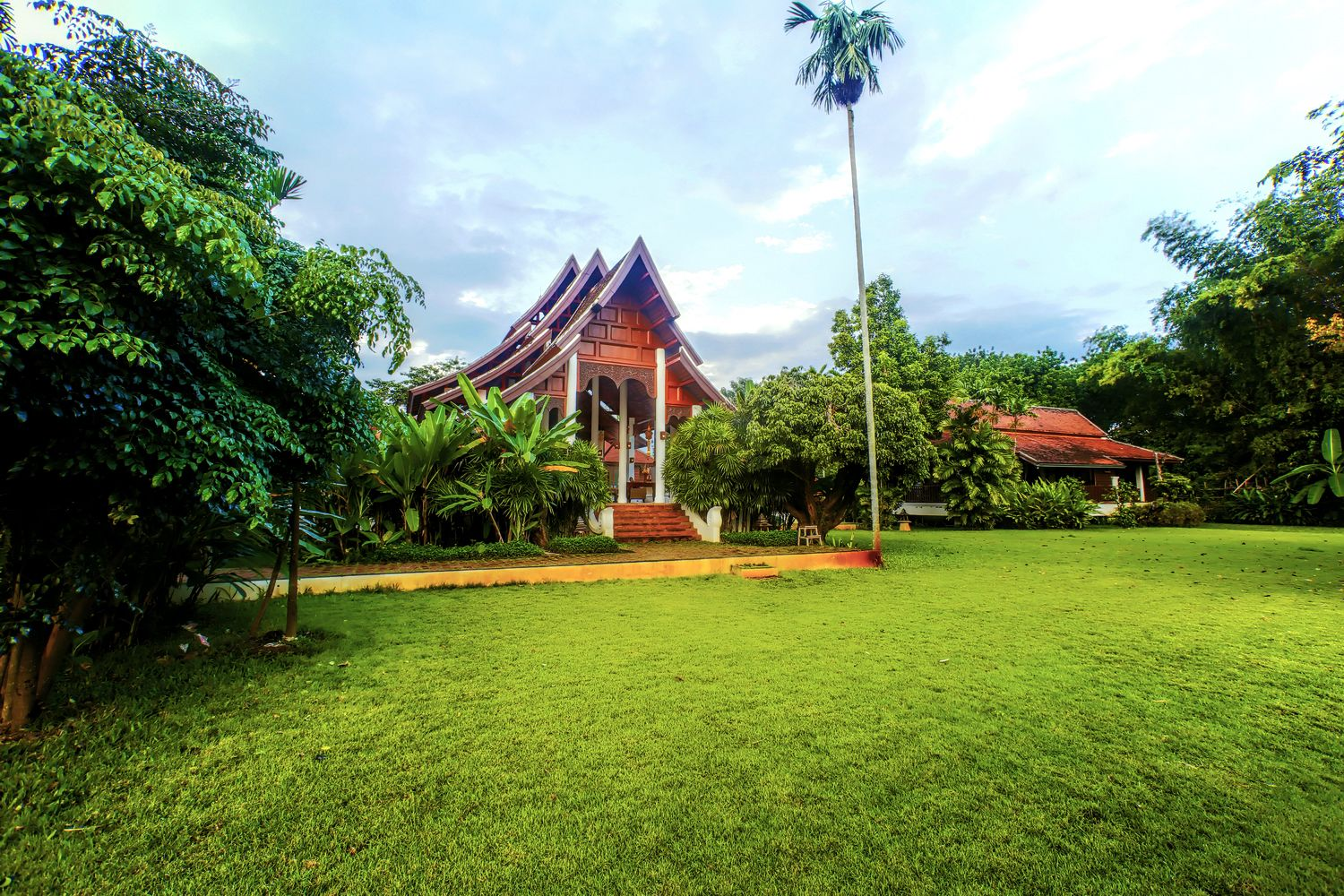 The Dawn Addiction Rehab Overseas in Chiang Mai, Thailand
