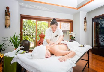 Spa and Massage Therapy at The Dawn Rehab Thailand