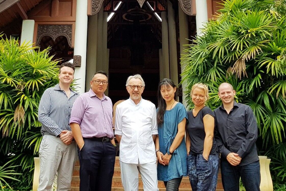 Team of Addiction Professionals at The Dawn Alcohol Rehab Thailand
