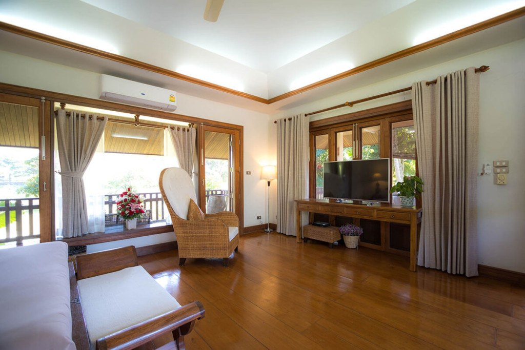 Spacious Client Room at The Dawn Dual Diagnosis Rehab Thailand
