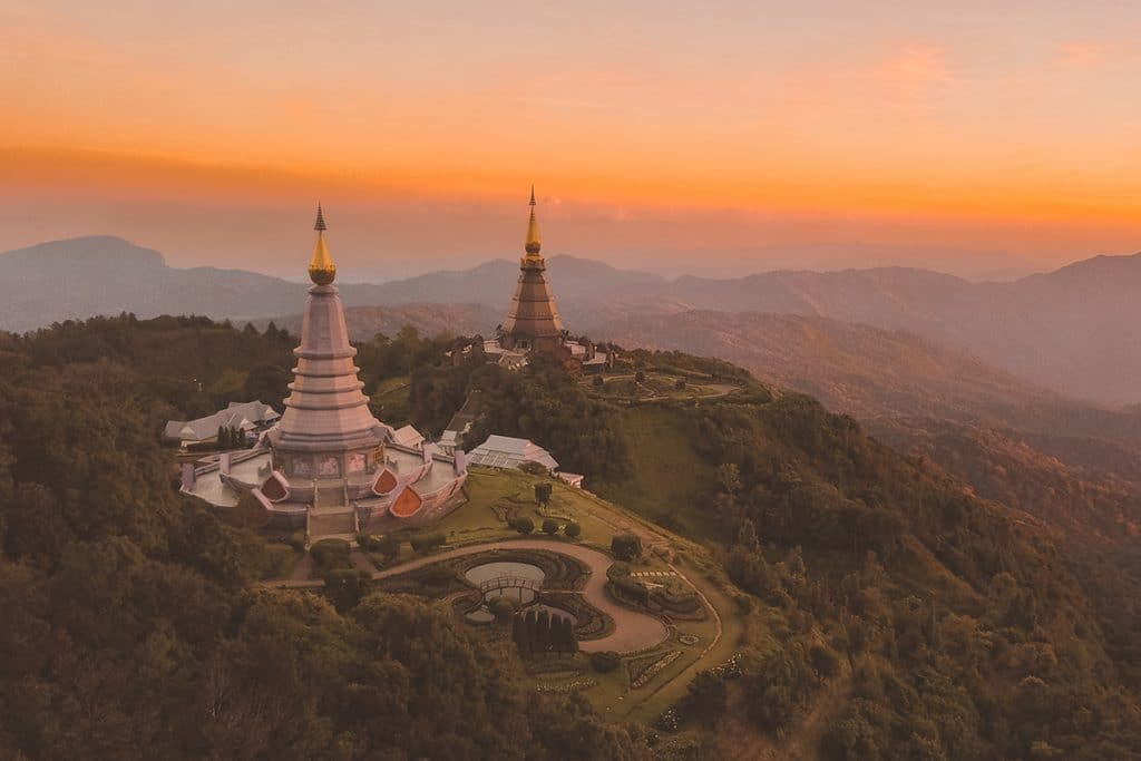 A tropical paradise of Chiang Mai is known as a place for many rehabs
