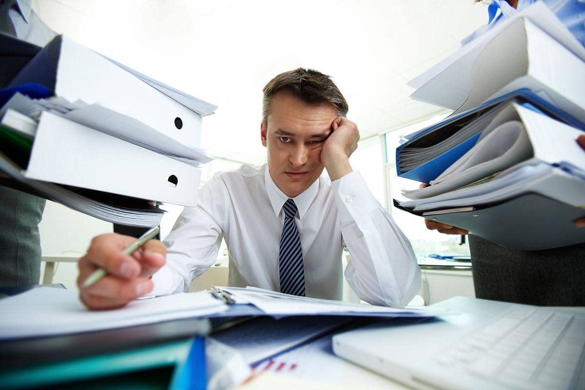 When work piles up over time, the resulting job stress leads to a real risk of professional burnout, which may require treatment.