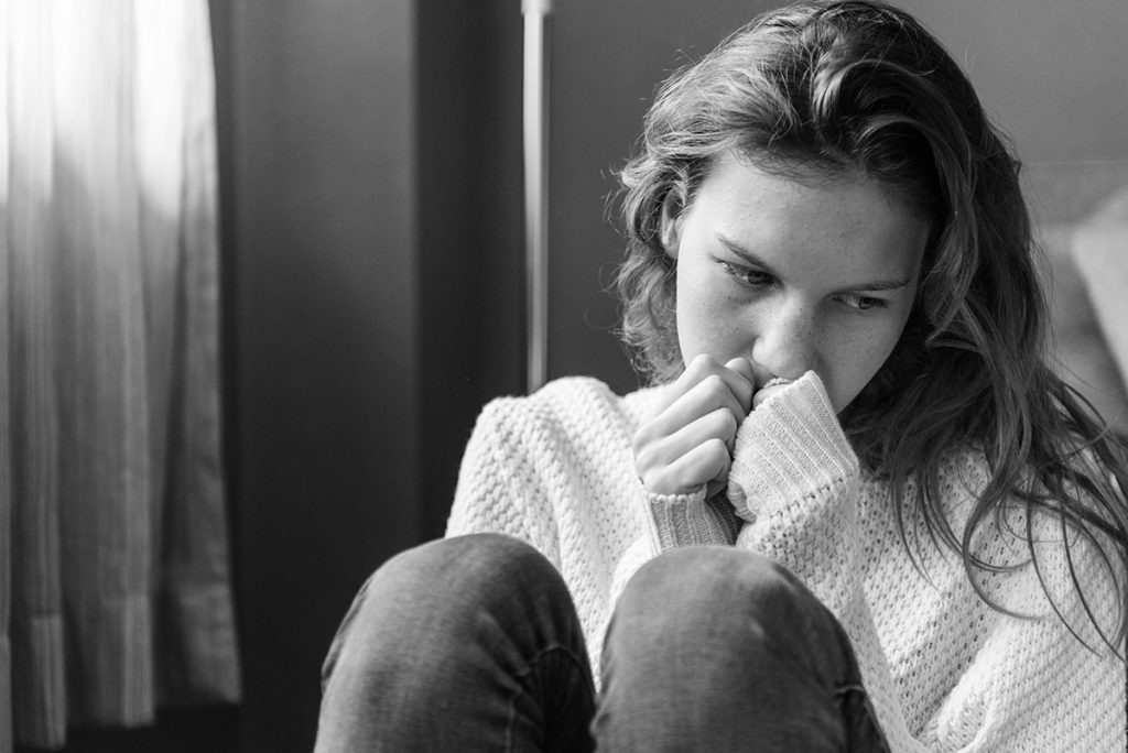 10 Red Flags that You May Be Slipping Back into Depression