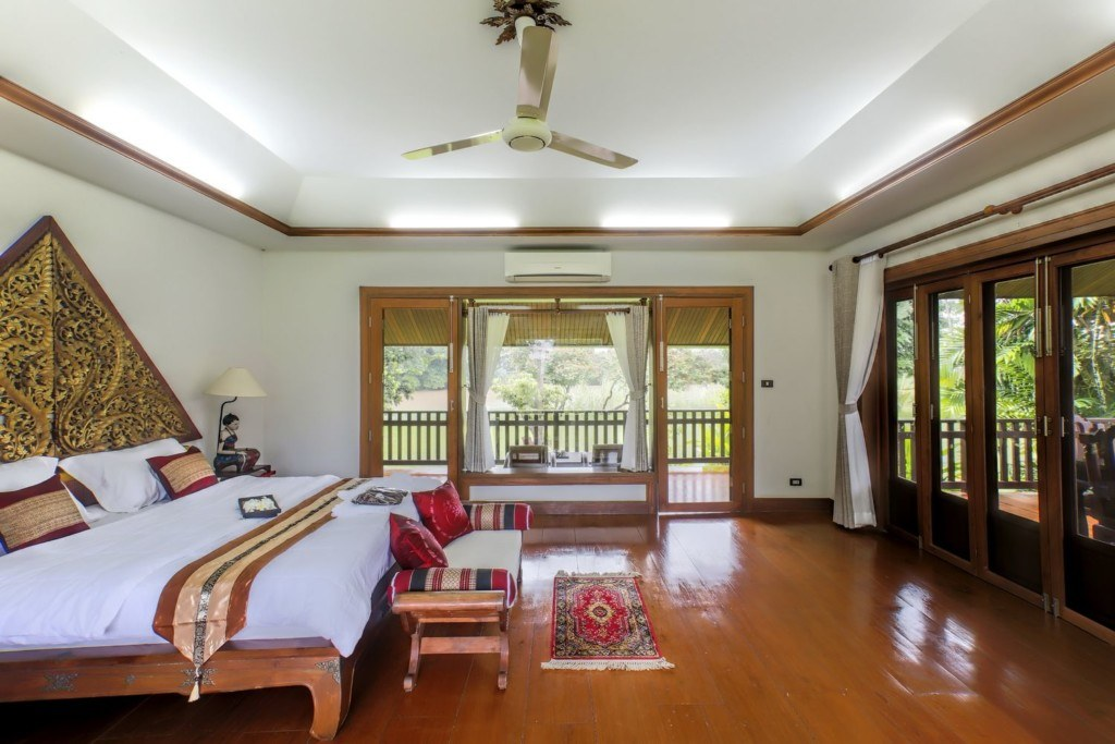 Private accommodation at The Dawn Thai Rehab