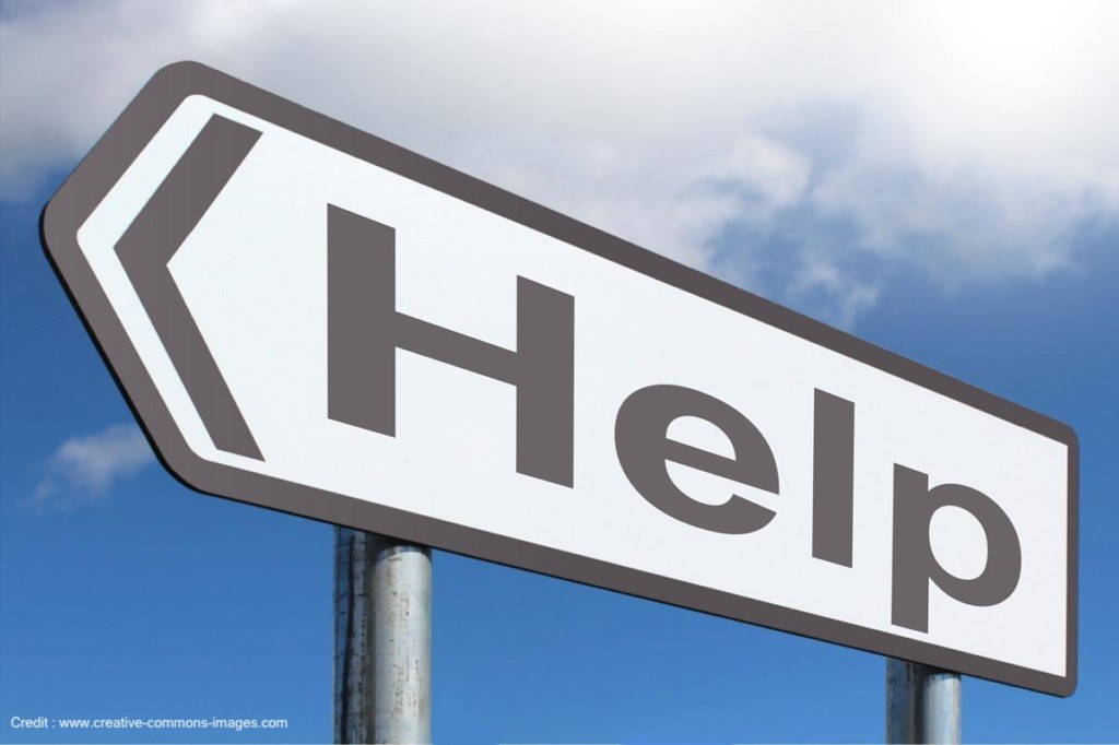 Seeking help: If the signs are there, they should not be ignored.