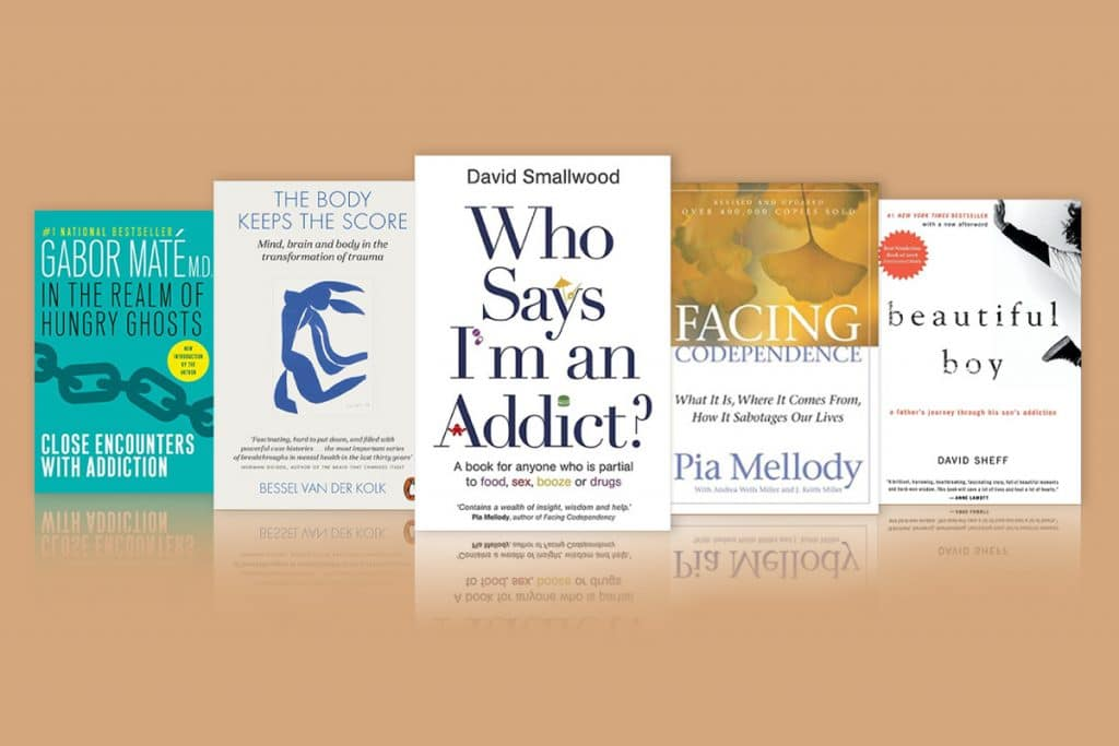 Five must-read books for addicts and their families.