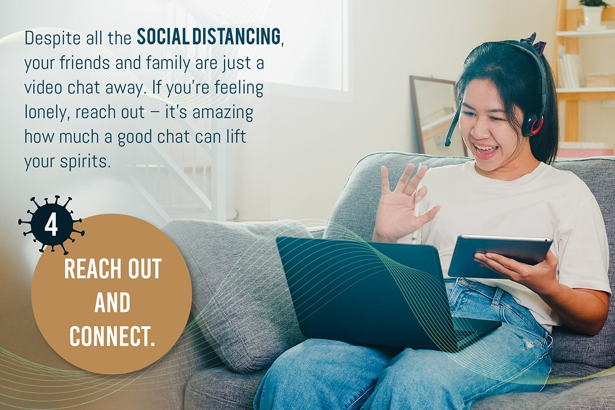 Reach out and connect.