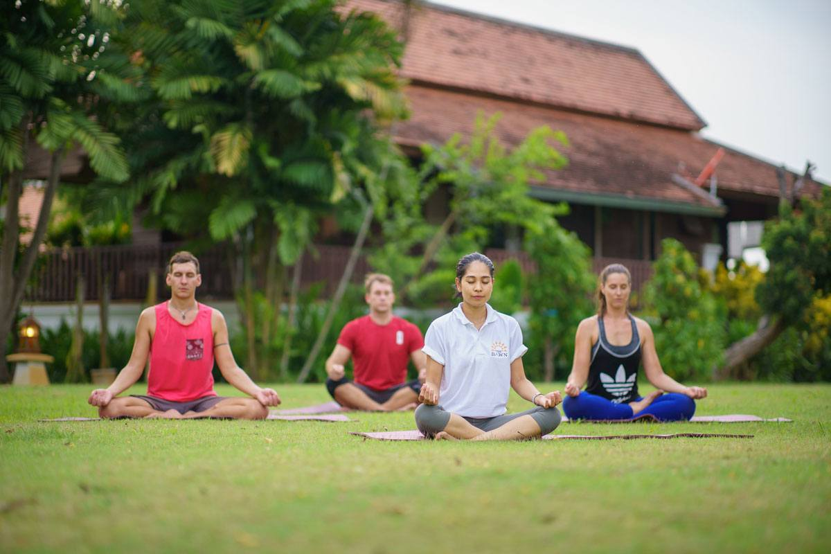 The Dawn Anxiety Retreat Thailand offers a tranquil environment to help you fully heal your anxiety.