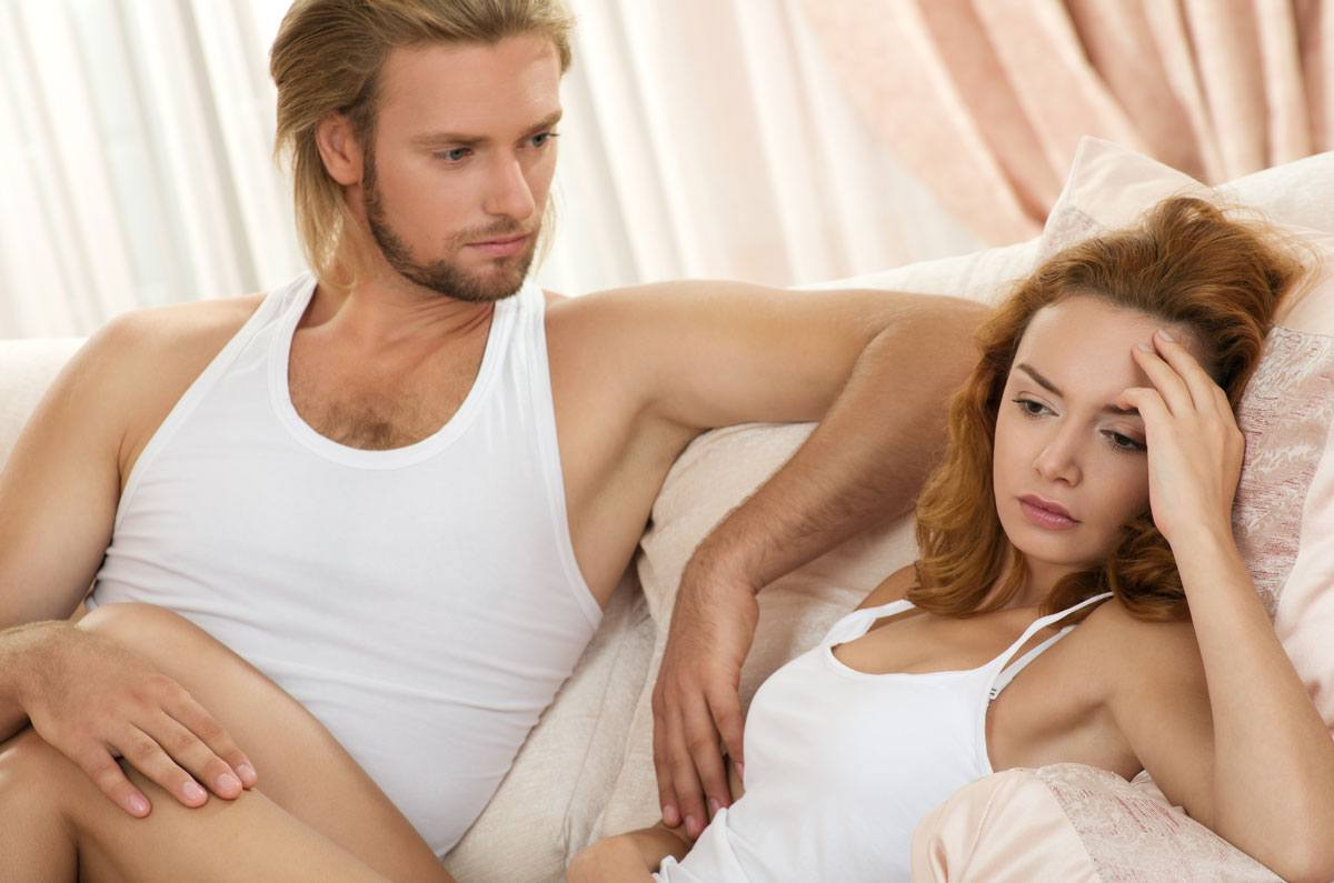 Sex life problems can derive from the root causes of your past trauma.