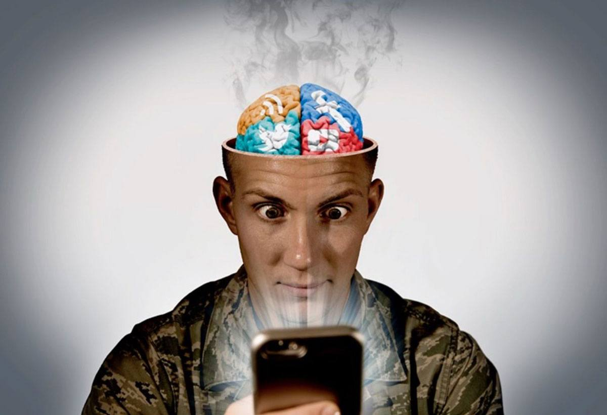 Give your brain a break from screen time once in a while, and reconnect with the real world.