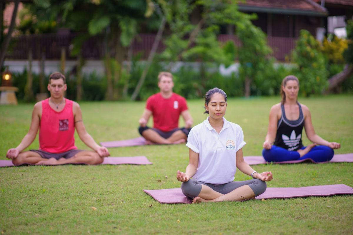 The Dawn mental health retreat aligned our effective treatment programme with the wellness activities to help you calm and cope with panic disorder.