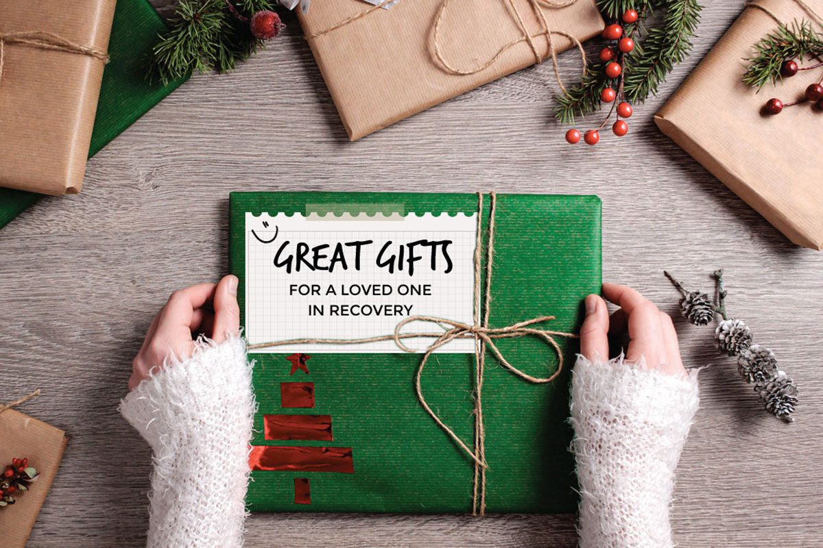 Find 7 great gifts ideas for a loved one in recovery from this blog.