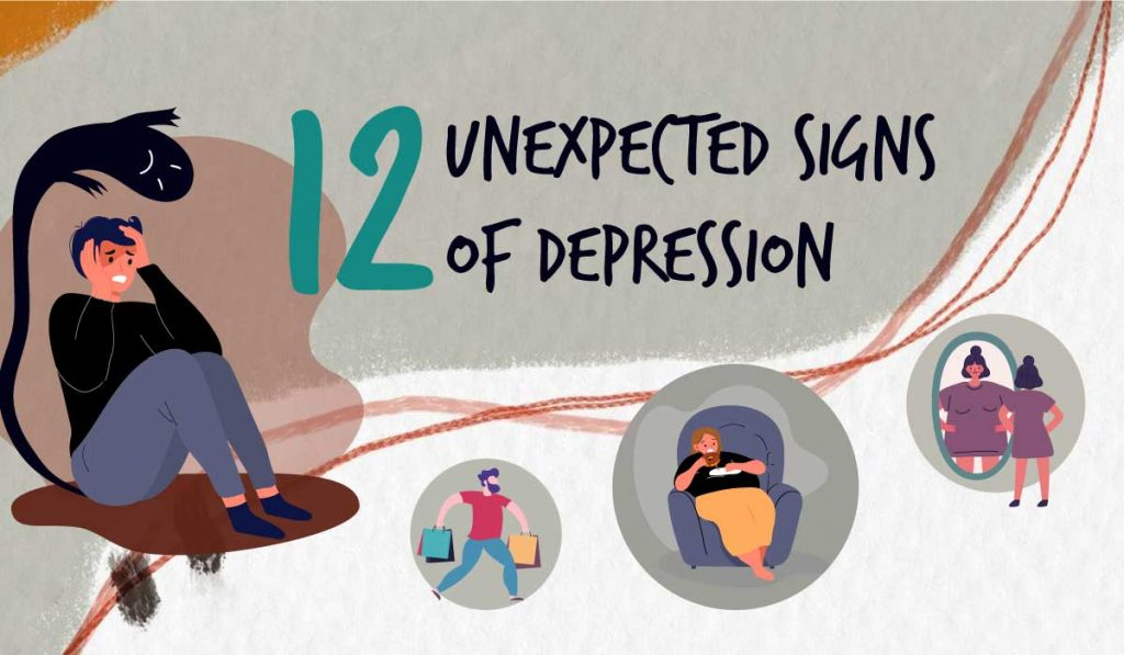 12 Unexpected Signs of Depression