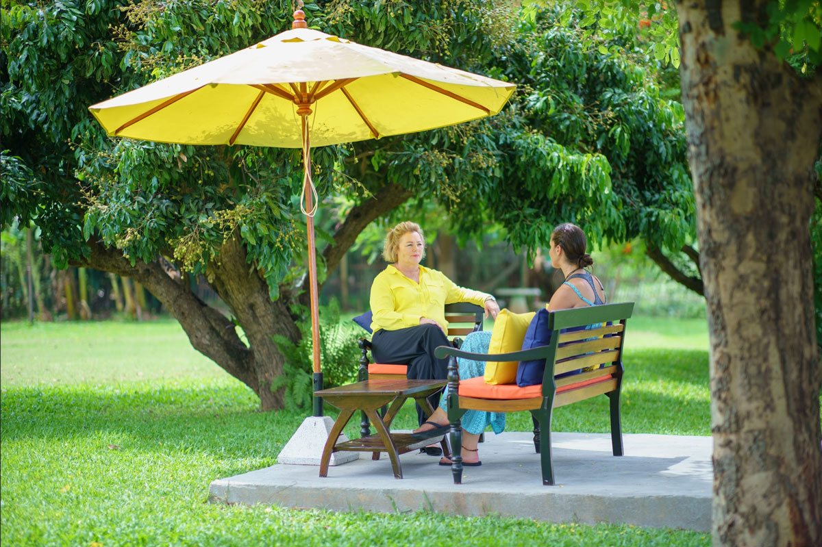 The Dawn Mental Health retreat Thailand helps people struggling with mental health issues to heal holistically in a safe environment.