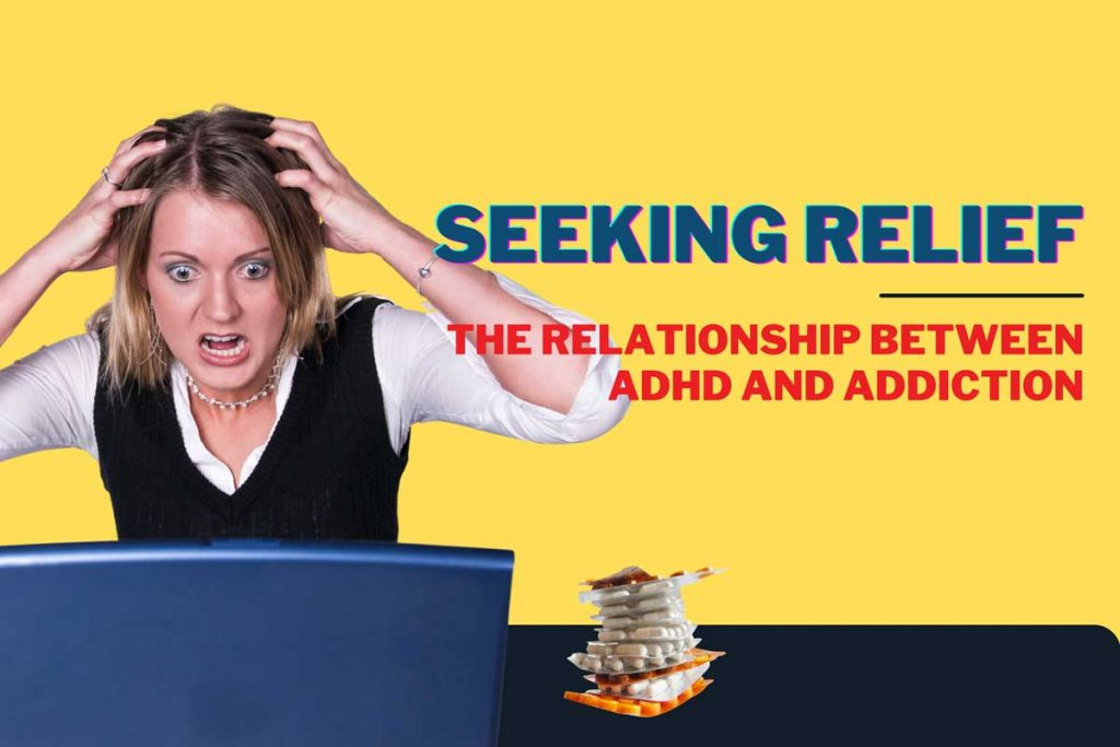 Learn how to seek help when you are struggling with addiction and ADHD.