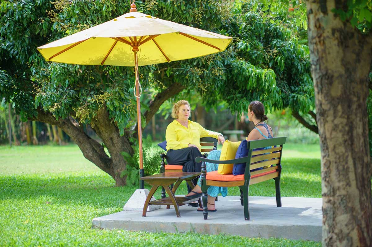 The Dawn Mental Health Retreat in Thailand helps people to overcome their depression and find a sanctuary within.