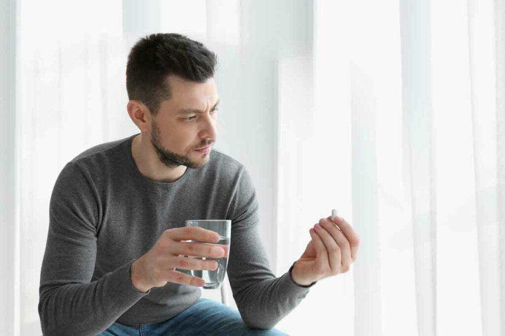 Learn how medication-assisted treatment can help treat the addiction.