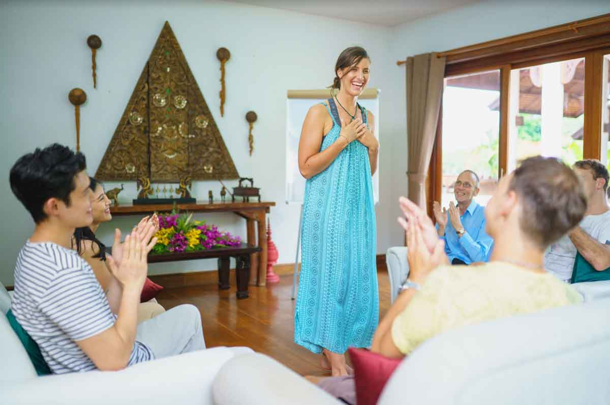 The Dawn Mental Health Retreat in Thailand offers a warm and welcoming community to support you while rebuilding relationships with people.