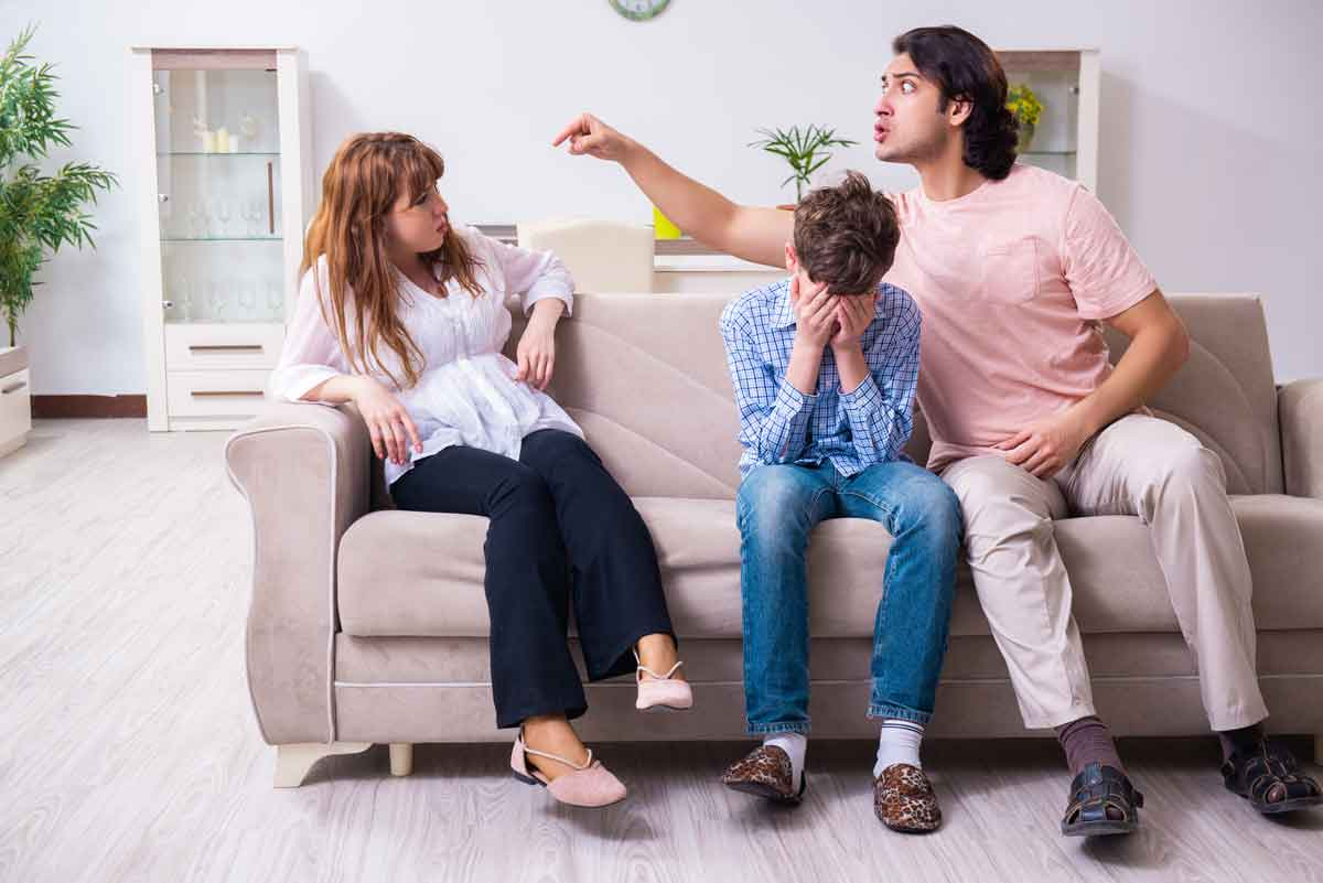 Learn how to identify six types of damaging toxic parenting behaviours.