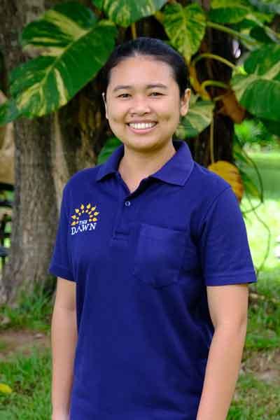 Kanokwan Sompan (Amm), Support Staff