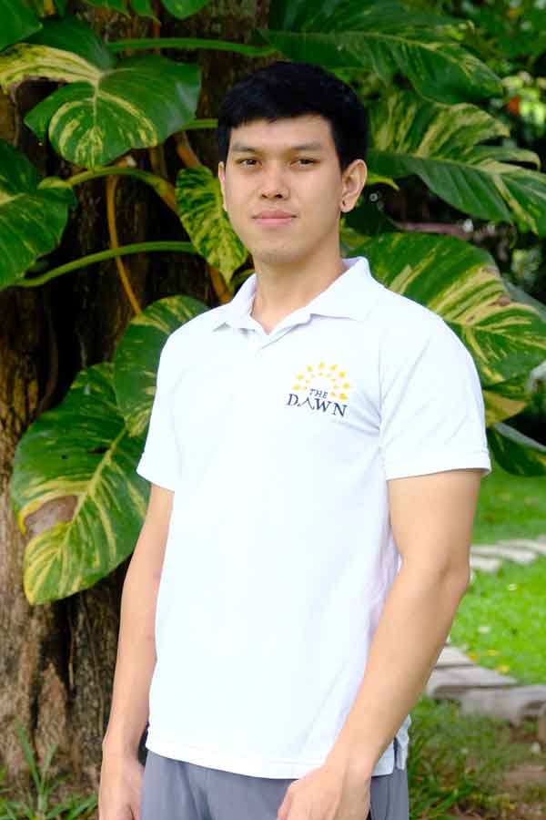 Phiroon Janya (Bas), Fitness Instructor